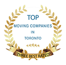 TOP-3 Moving Companies