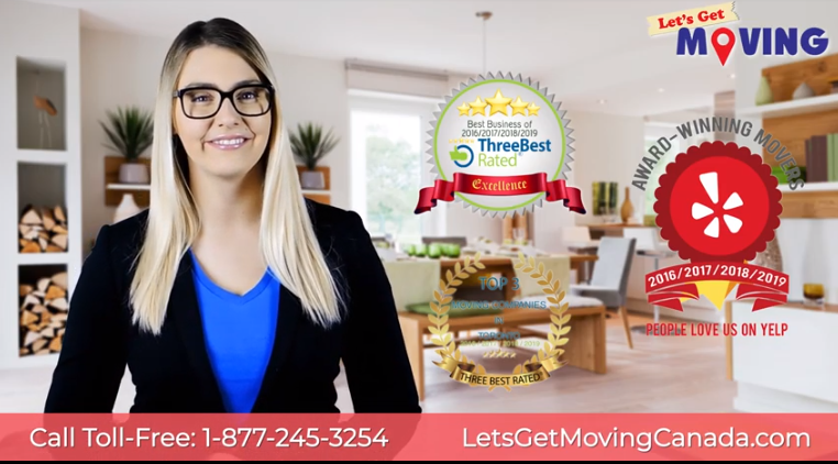 Moving Companies in Toronto: Let's Get Moving Testimonials