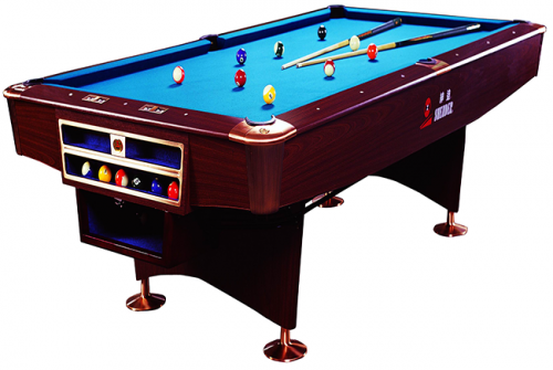 The Proper Way for Moving a Pool Table