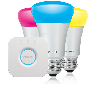 philips hue bulbs smart home device