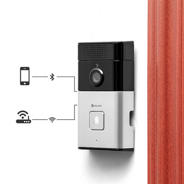 smart home device wifi video doorbell