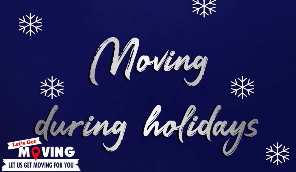 Interactive story - Moving during holidays