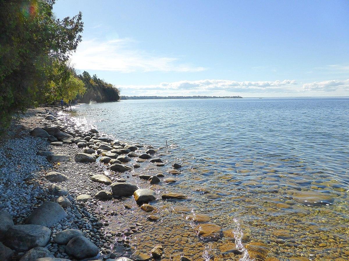 Best view of Lake Simcoe in Georgina