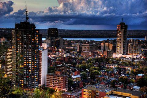 Moving Downtown Hamilton