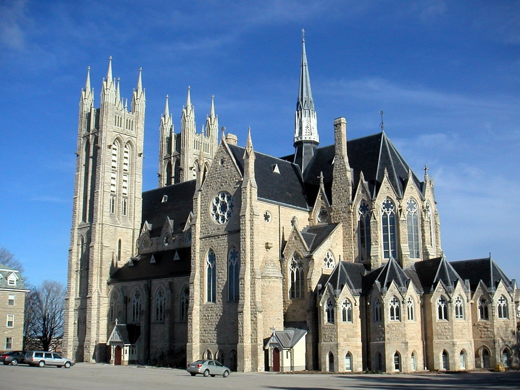 Basilica Of Our Lady Immaculate in Guelph