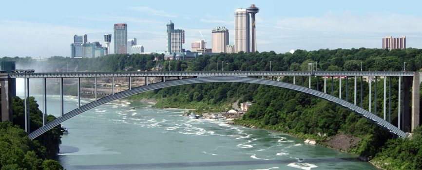 Moving to Niagara Falls