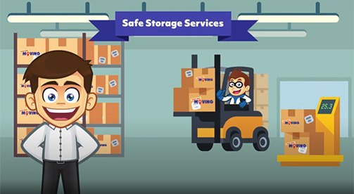 Put all your worries in a secured storage | Toronto storage units