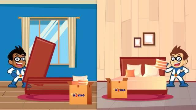 Should you buy TV kits? | Reputable Toronto movers