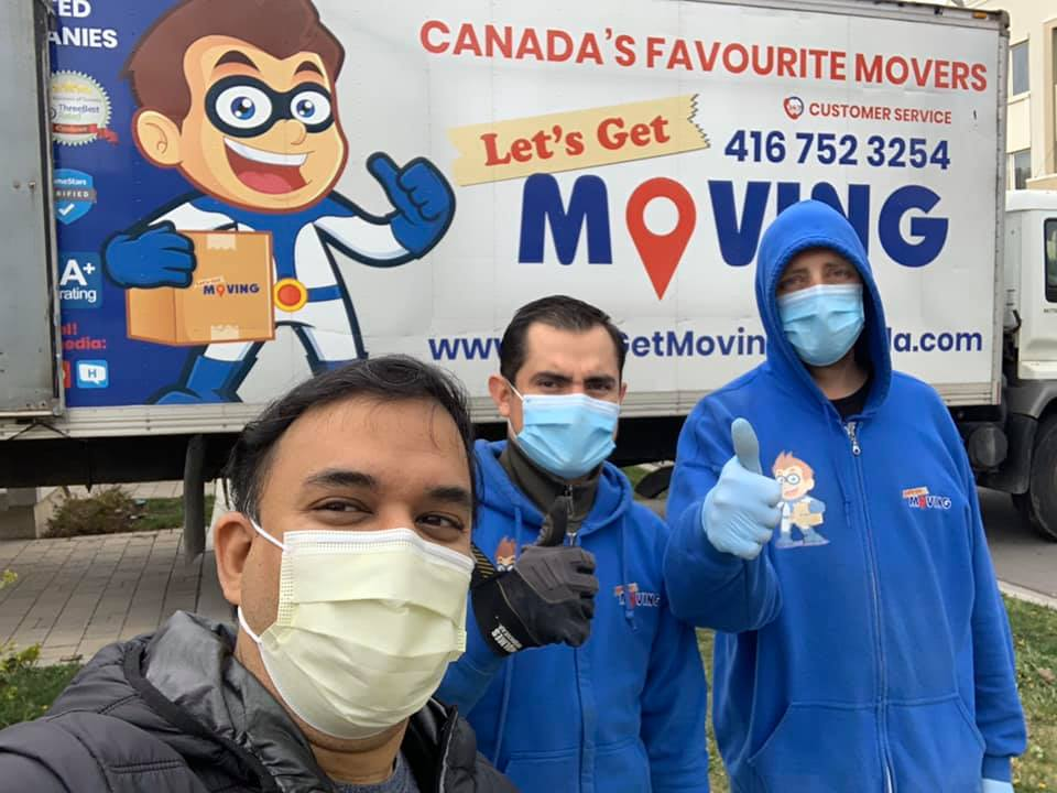 Can you find professional AND affordable movers in Toronto?
