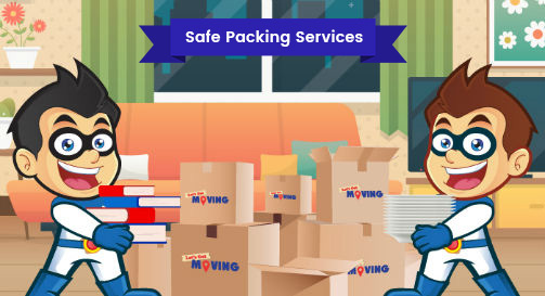 Safe Packing Services Toronto