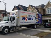How would modern movers in Toronto Ontario look like?