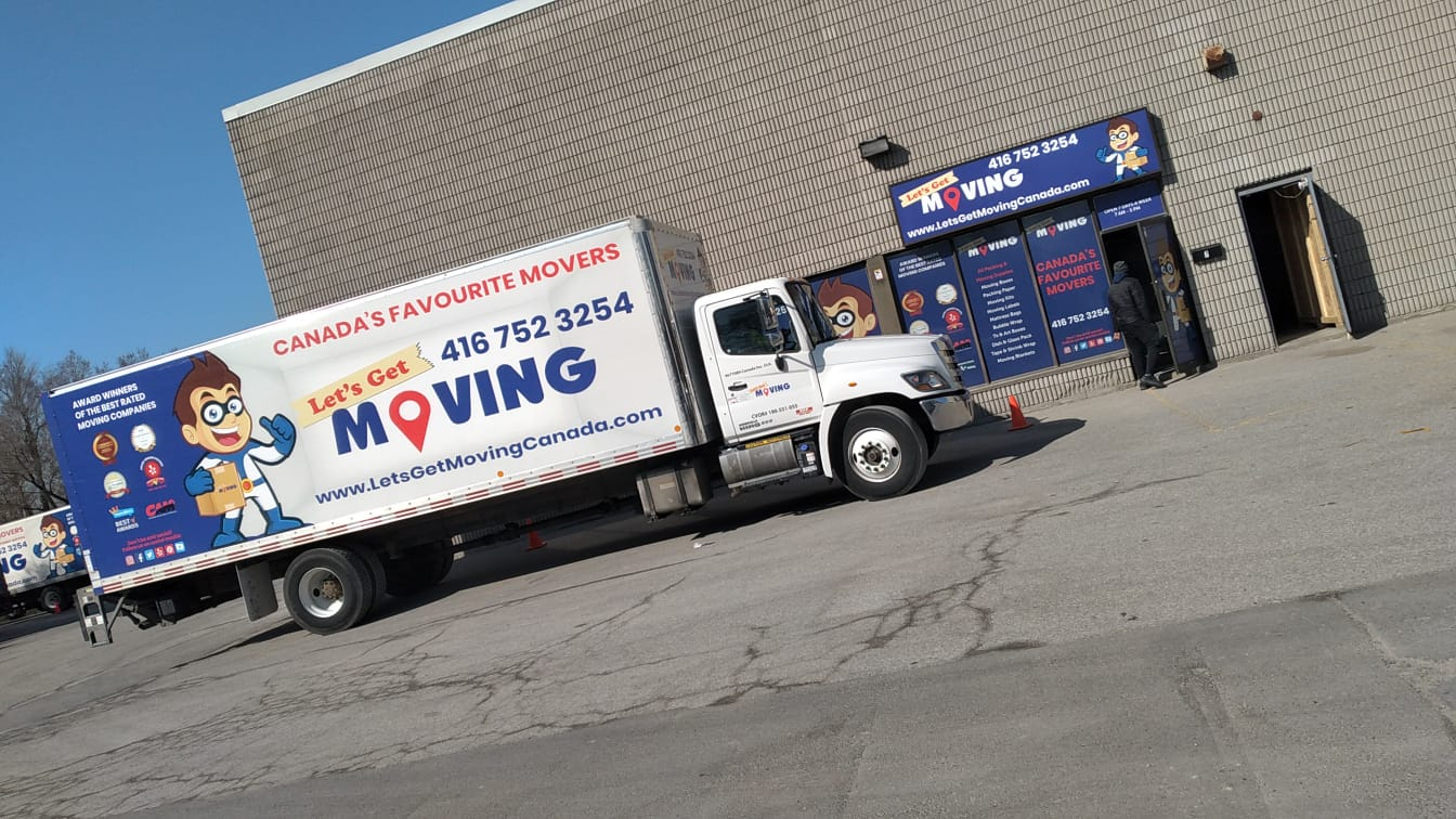 How will your moving day be?   Movers on-demand in Toronto