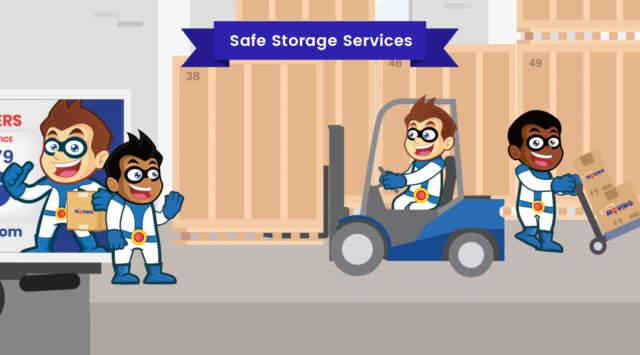 Safe Storage Services Lets Get Moving